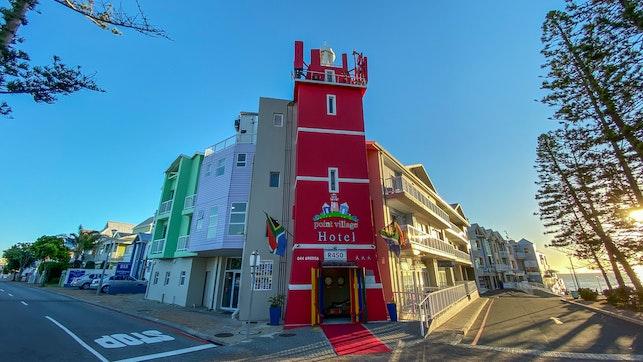 by Point Village Hotel | LekkeSlaap
