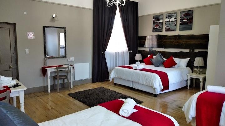 at Deo Resta Guest Lodge | TravelGround