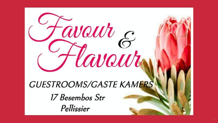 by Favour & Flavour Gastekamers | LekkeSlaap
