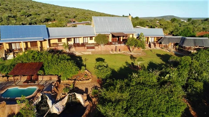 Uitenhage Farms Accommodation at Valley Bushveld Country Lodge | TravelGround