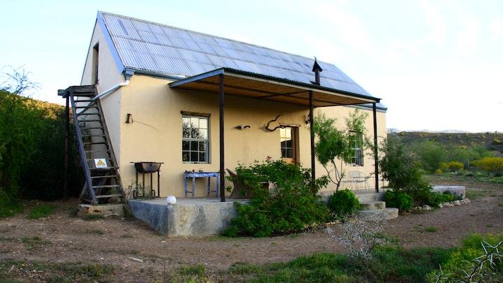 Klein Karoo Accommodation at Wolverfontein Karoo Cottages | TravelGround
