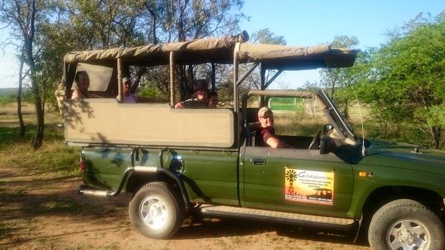 at Geluksfontein Game Farm | TravelGround