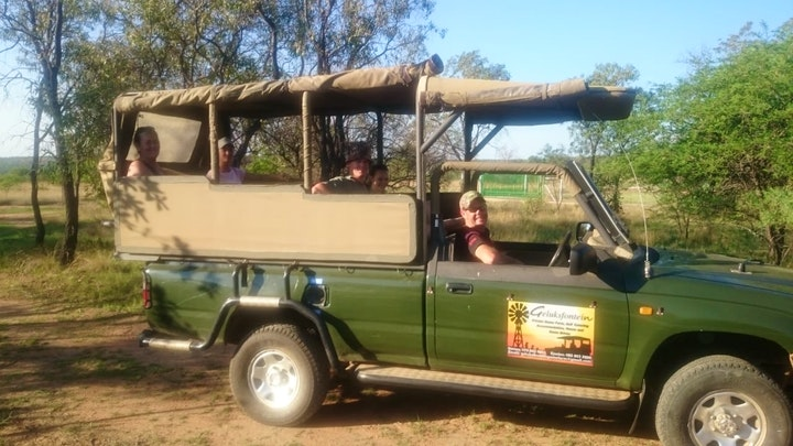 Dinokeng Accommodation at Geluksfontein Game Farm | TravelGround