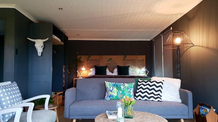Tuinroete Akkommodasie by The Studio @ Mount View Lodge   LekkeSlaap