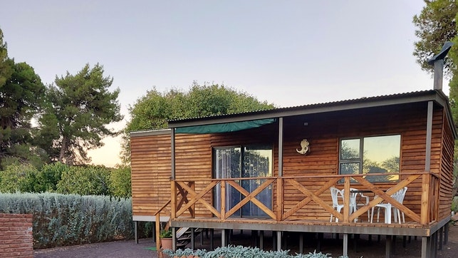 by Die Rolbos Loxton Guest Cottage   LekkeSlaap