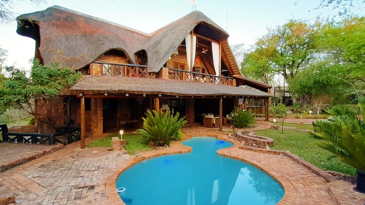 at Kruger Riverside Lodge | TravelGround