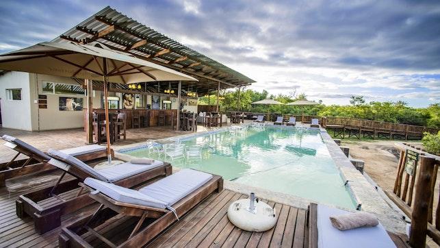 by Shalati Safari Camp   LekkeSlaap
