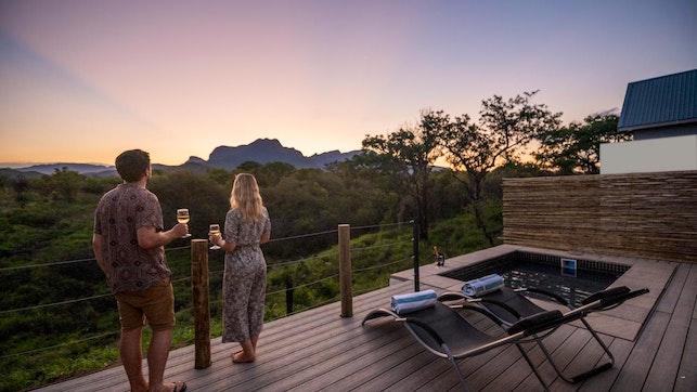 at Kruger Cliffs Lodge | TravelGround