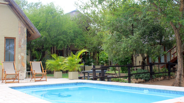Hoedspruit Accommodation at Woodpecker Lodge | TravelGround
