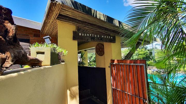 St Lucia Estuary Accommodation at Bushpigs Haven - Manzini Chalets | TravelGround