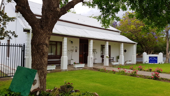 Laingsburg Accommodation at Golf View Guest House   TravelGround