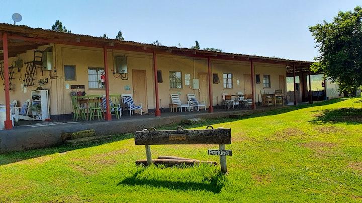at Drakensberg Bush Lodge and Backpackers   TravelGround