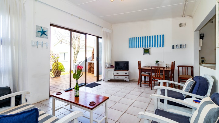 Kei Mouth Accommodation at The Nautical Beach Cottage - Kei Mouth | TravelGround
