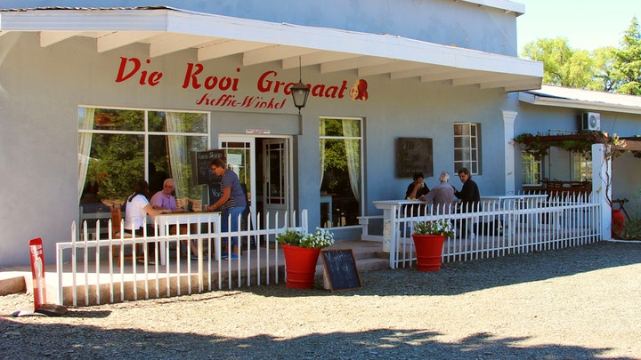 Loxton Accommodation at Die Rooi Granaat | TravelGround