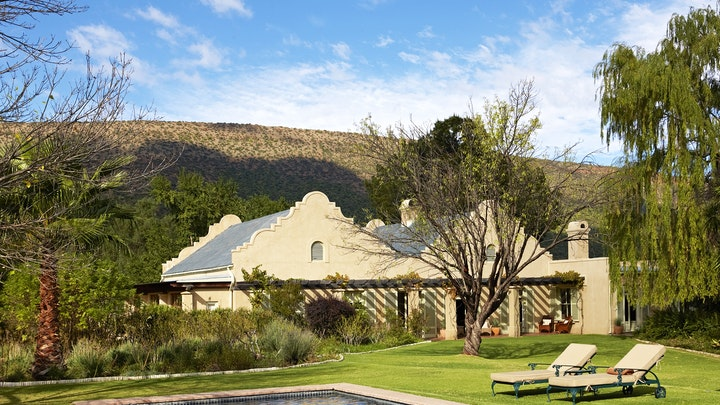 Graaff-Reinet Accommodation at Mount Camdeboo Private Game Reserve | TravelGround