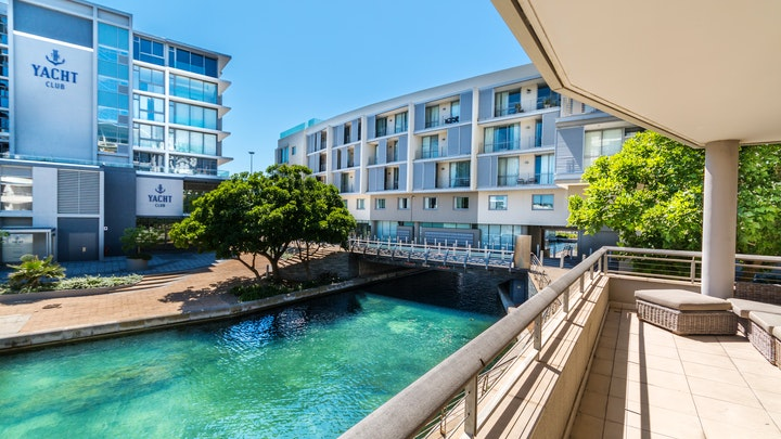 V & A Waterfront Accommodation at 210 Canal Quays | TravelGround