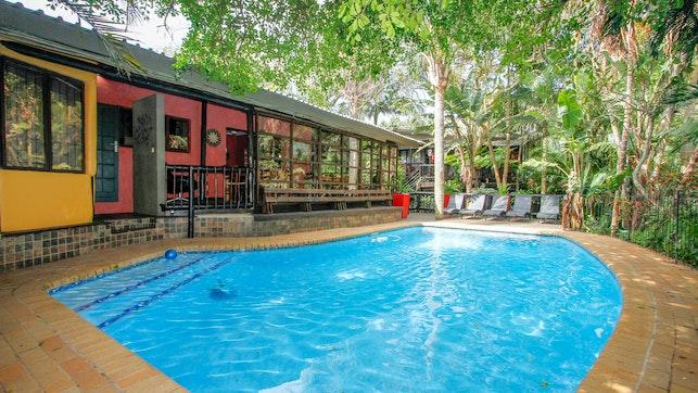 at Umlilo Lodge | TravelGround