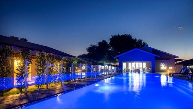 by Palm Park Hotel   LekkeSlaap