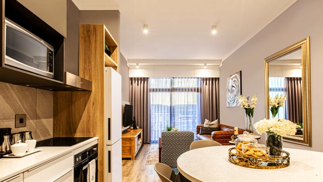 at Menlyn Maine Residence Unit 1419 | TravelGround