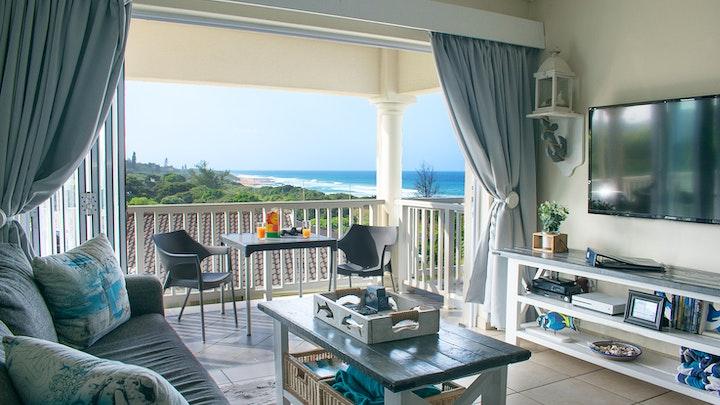 by At 4 Umzumbe, Mangrove Beach Estate | LekkeSlaap