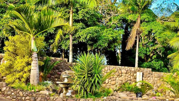Umtentweni Accommodation at 12 Palm Ave Cottage | TravelGround