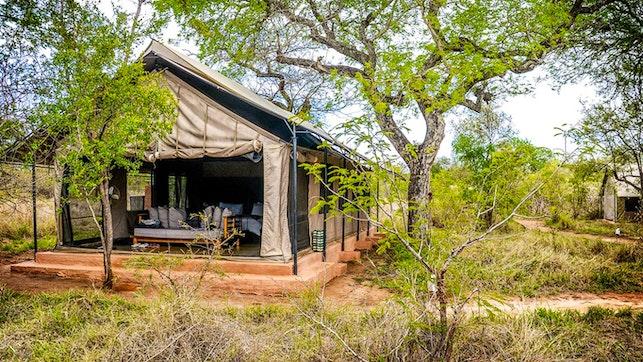 at Honeyguide Tented Safari Camp - Khoka Moya | TravelGround
