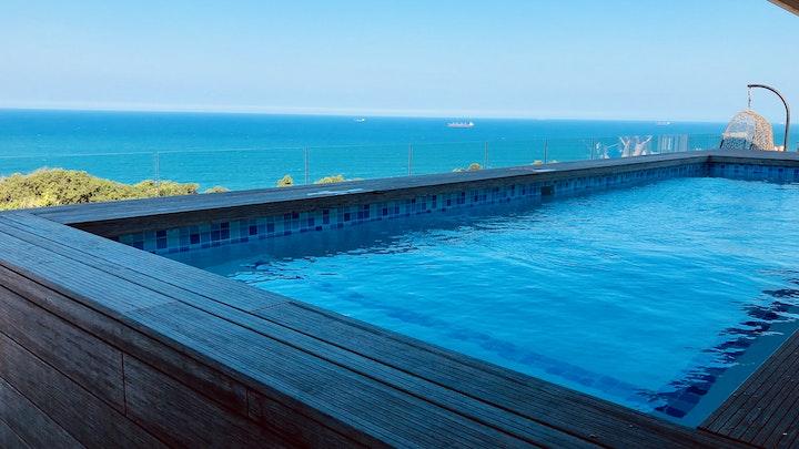 Hillhead Accommodation at OceanDune 419 Luxury Apartment | TravelGround