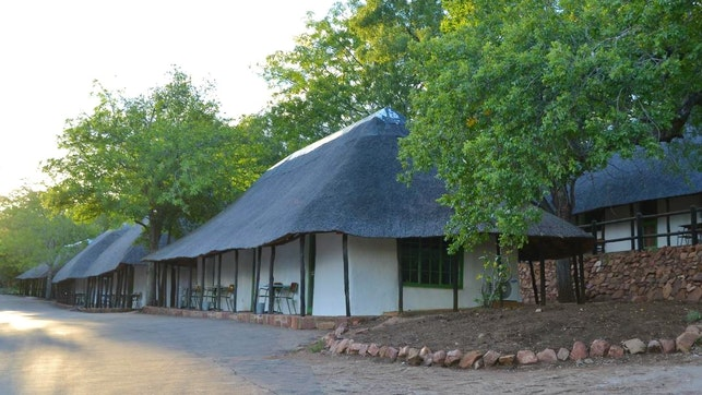 at SANParks Punda Maria Rest Camp | TravelGround