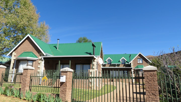 at Clarens Mountain Sage Self-catering | TravelGround