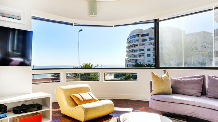 Sea Point Accommodation at Sea View Kingsgate Apartment | TravelGround