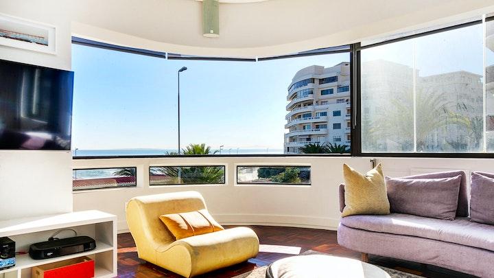 at Sea View Kingsgate Apartment | TravelGround