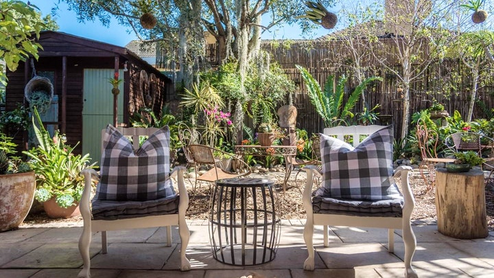 Plattekloof Accommodation at In Our Garden | TravelGround