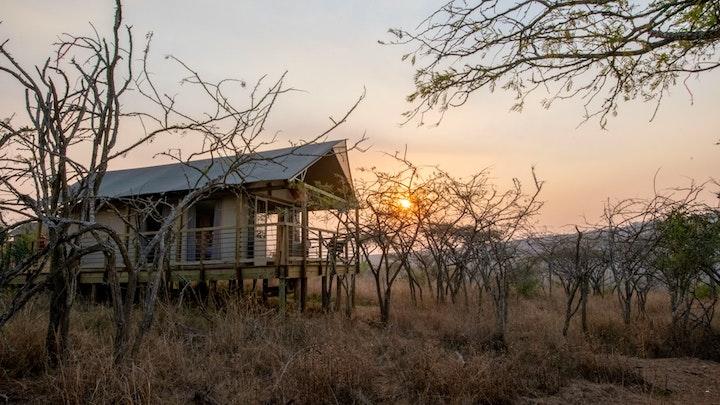 at Ndhula Luxury Tented Lodge   TravelGround