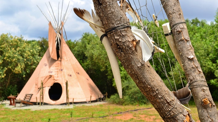 Breede River Valley Accommodation at Lancewood TiPi Lodge | TravelGround