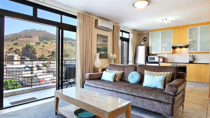 De Waterkant Akkommodasie by Terry's 1 Bed Apartment | LekkeSlaap