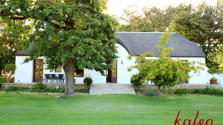 Breede River Valley Accommodation at Kaleo Guest Farm | TravelGround