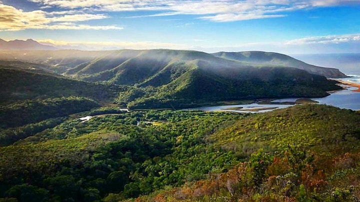 by SANParks Natures Valley Rest Camp   LekkeSlaap