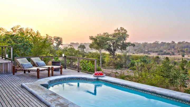 Nasionale Krugerwildtuin Suid Akkommodasie by Elephant Point Lodge 23   LekkeSlaap