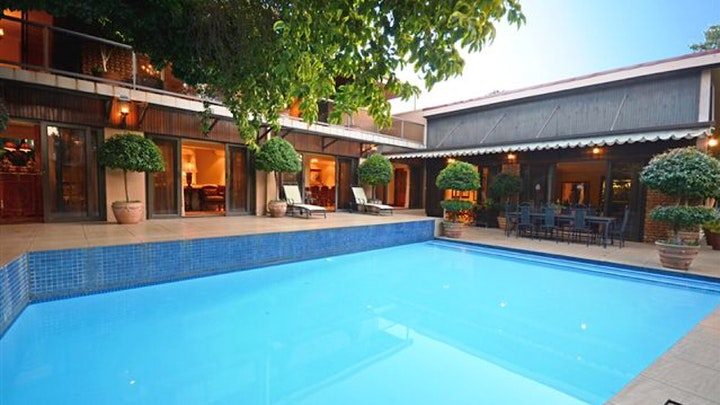 Bedfordview Accommodation at 27A on Angus | TravelGround