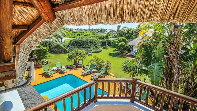 at Sandals Guest House   TravelGround