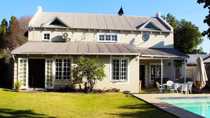 Elarduspark Accommodation at Cottage Guesthouse   TravelGround