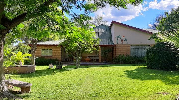 Kalahari Accommodation at Donderboschfontein Farm Guest House | TravelGround