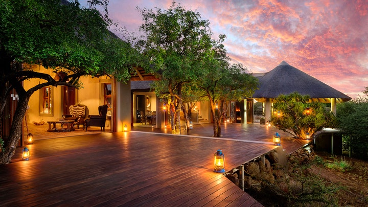 Pilanesberg National Park Accommodation at Lush Private Lodge | TravelGround
