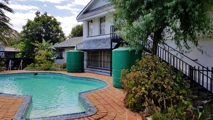Dan Pienaar Accommodation at Kiepersol B&B and SC | TravelGround