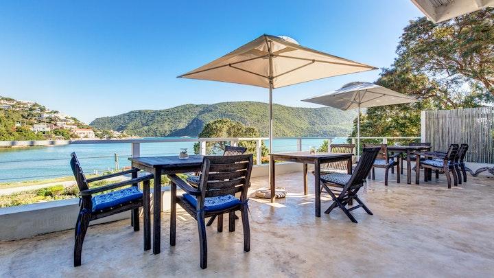 at Amanzi Island Lodge | TravelGround