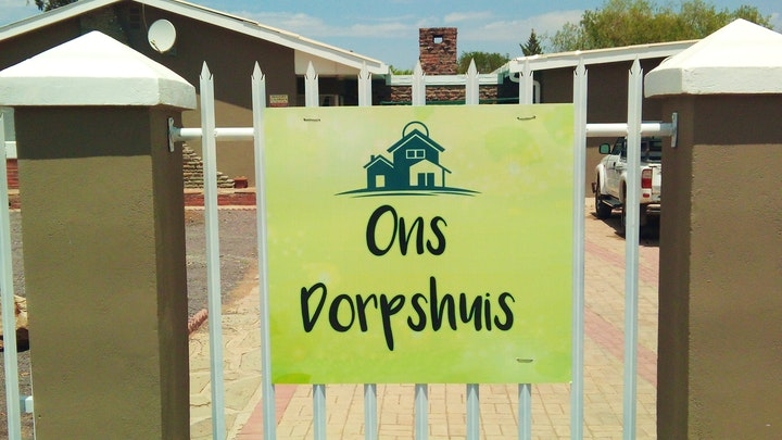 Beaufort West Accommodation at Ons Dorpshuis | TravelGround