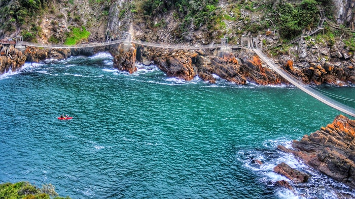 Storms River Accommodation at SANParks Storms River Mouth Rest Camp | TravelGround