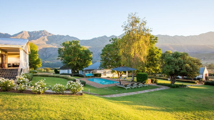 by Swartberg Country Manor | LekkeSlaap