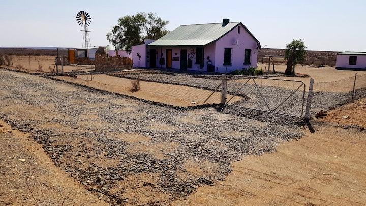 Karoo Akkommodasie by Oude Kothuis | LekkeSlaap