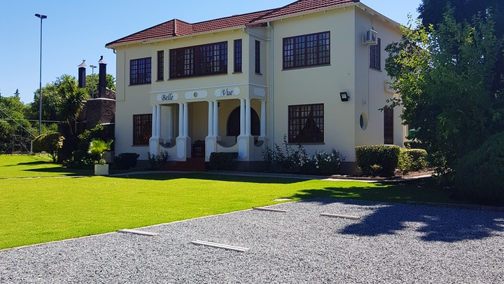 by Belle Vue Bed and Breakfast | LekkeSlaap